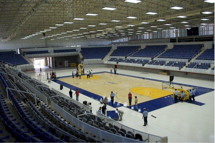 Arquitectura estadios informaci n y fotograf as page for Gimnasio arena