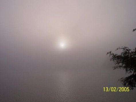 laguna nainari lagoon ciudad obregon sonora mexico