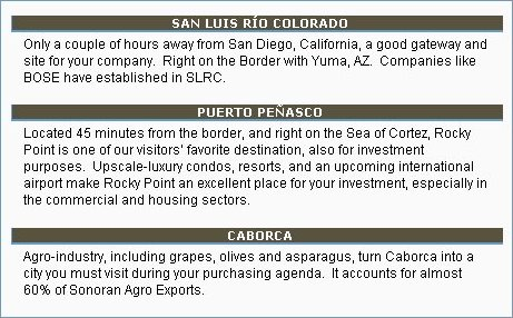 northwest_region_sonora_national_view_Economic_Development_Council