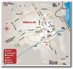 mapa_turistico_hermosillo_sonora_mexico
