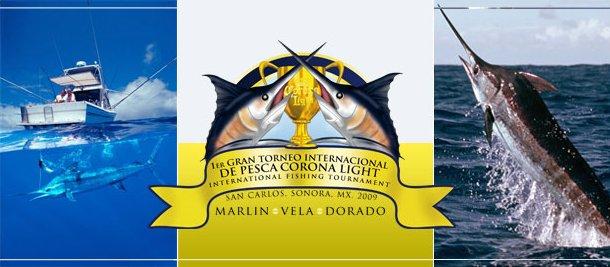 1er Gran Torneo de Pesca Internacional Corona Light 2009