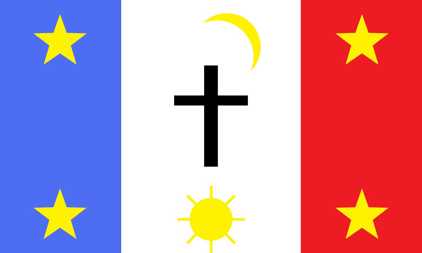 Bandera Yaqui ( mas info )