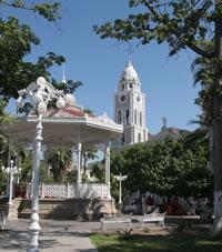 Plaza 13 de Julio
