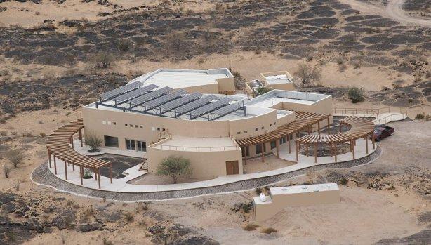 Centro De Visitantes El Pinacate 01