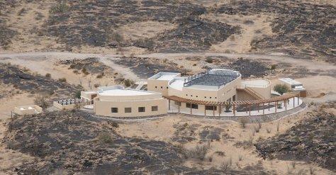 Centro De Visitantes El Pinacate 02