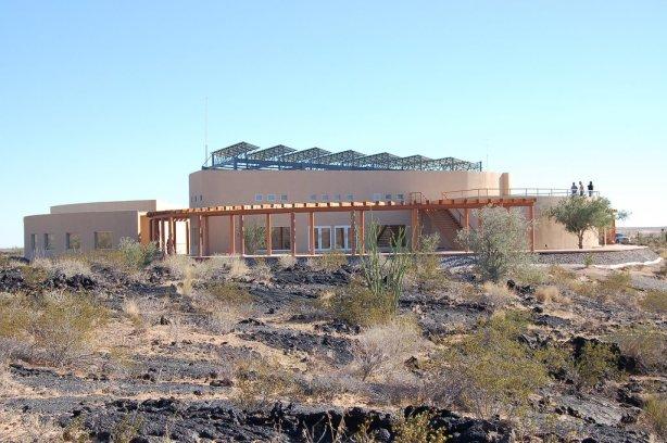 Centro De Visitantes El Pinacate 03