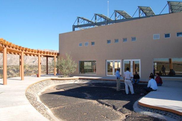 Centro De Visitantes El Pinacate 04