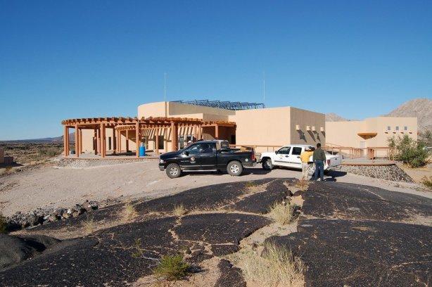 Centro De Visitantes El Pinacate 05