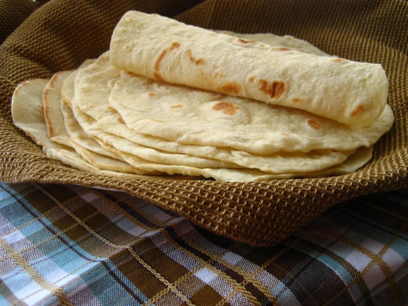 Tortillas De Harina Cd Obregon En Sonora Fierro Por La