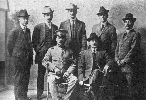 Obregon and group