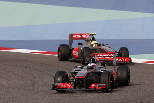 Bahrain Grand Prix - Sunday