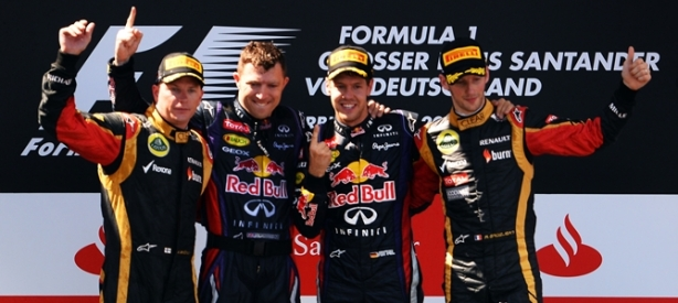 F1 Grand Prix of Germany - Race