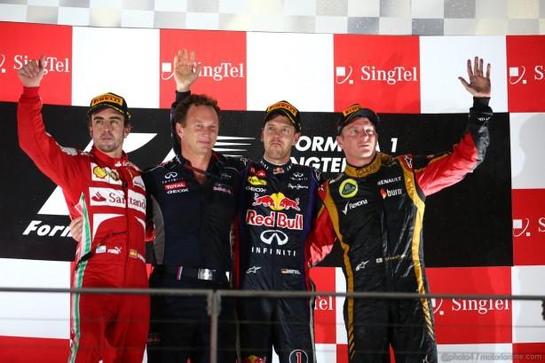 Singapore Grand Prix, Singapore 19 - 22 September 2013