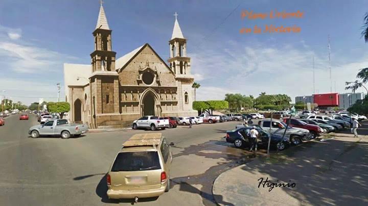 Resultado de imagen para catedral de ciudad obregon