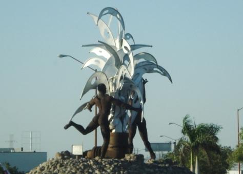 monumento al agua y alegria